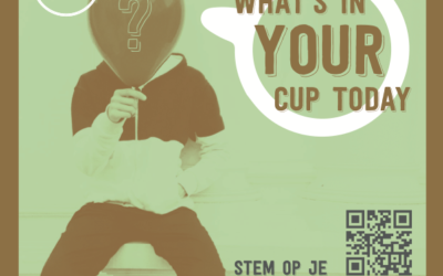 What's in your cup