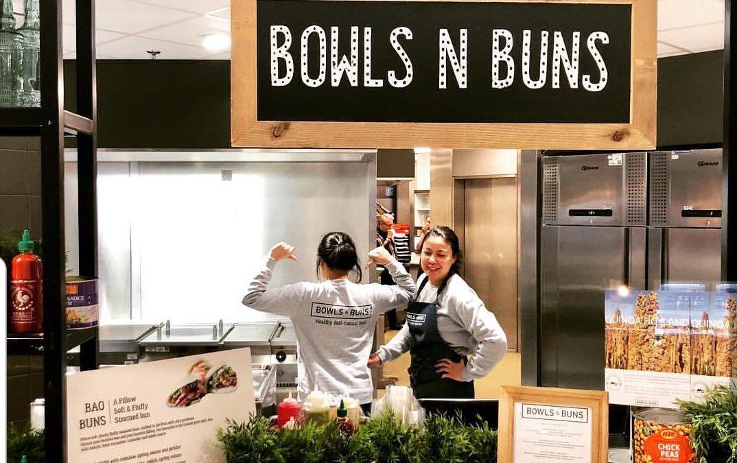 Meet Bowls & Buns
