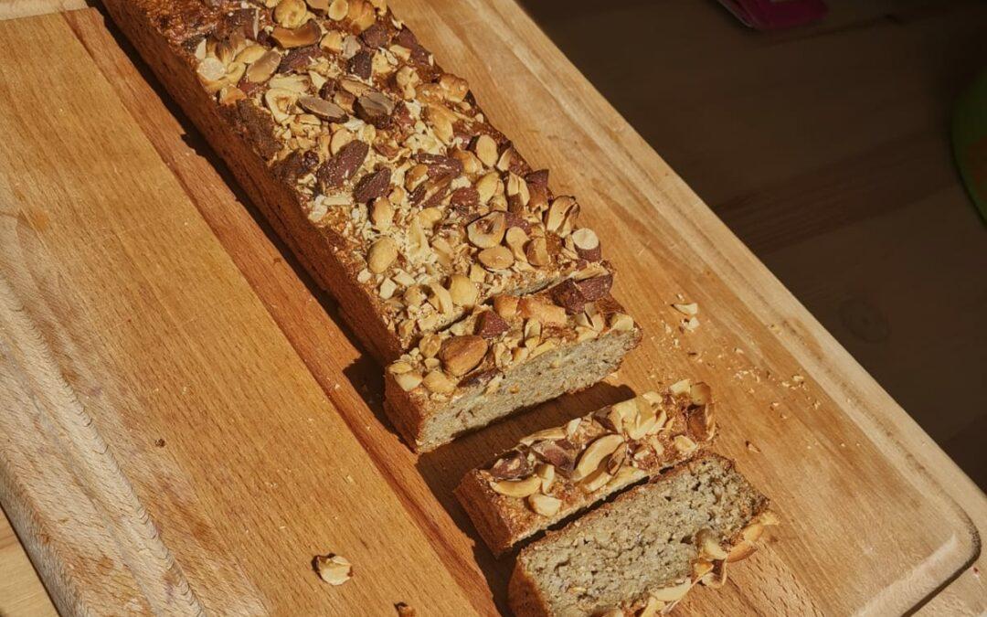 Studentenrecept – Gezond bananenbrood