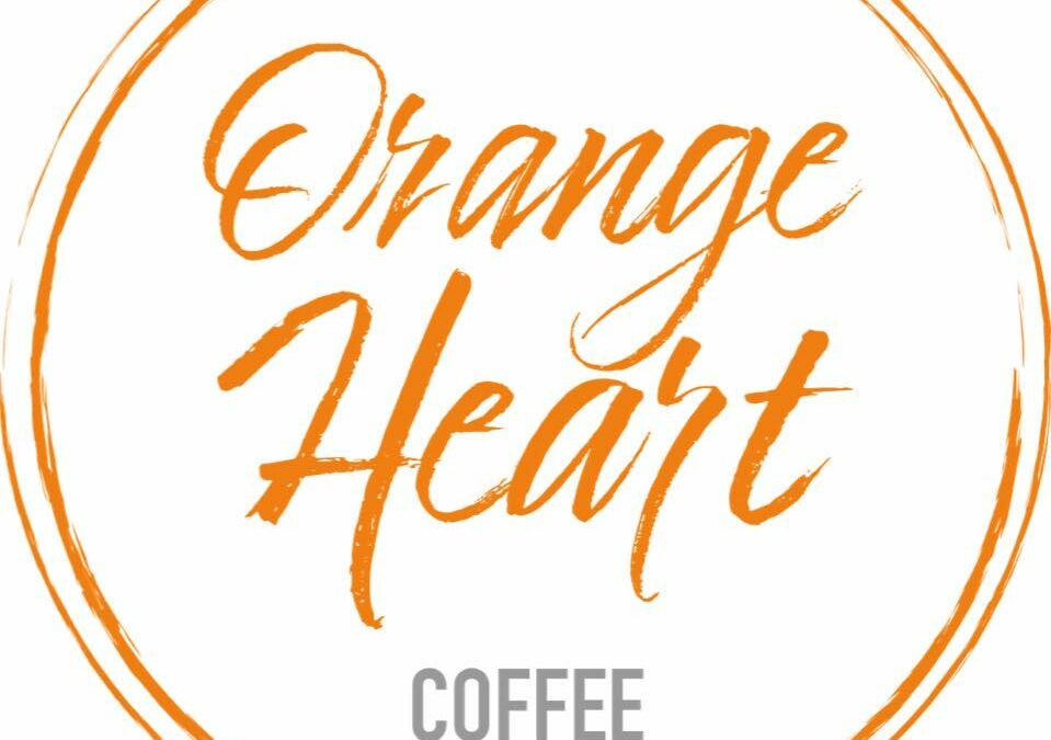 Orange Heart Coffee