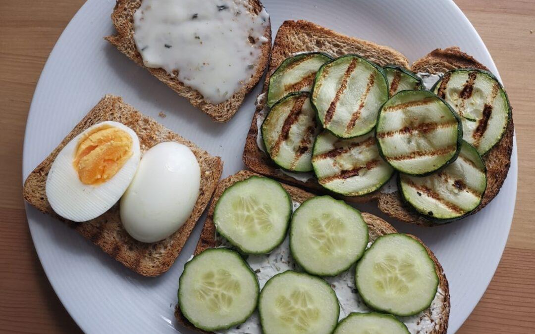 Studentenmaaltijd – Gezond broodbeleg