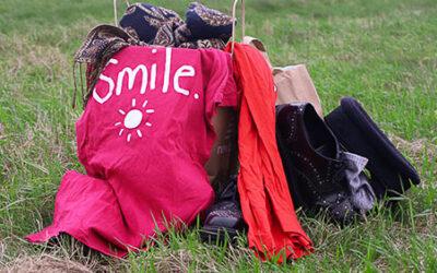 Hoeveel uitstoot bespaar jij met een zelf georganiseerde kledingparty?