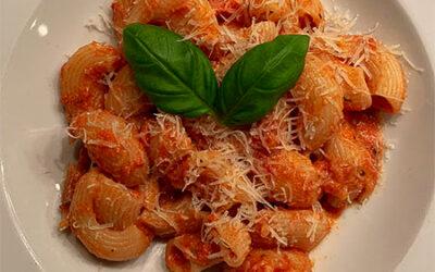 MeatlessMonday: Budget pasta