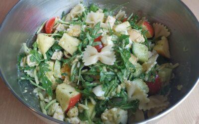 Studentenrecept – Zomerse pastasalade